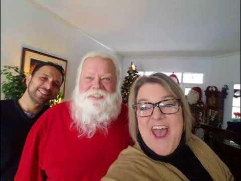 Ep 8 Rebroadcast - Meet Santa Claus