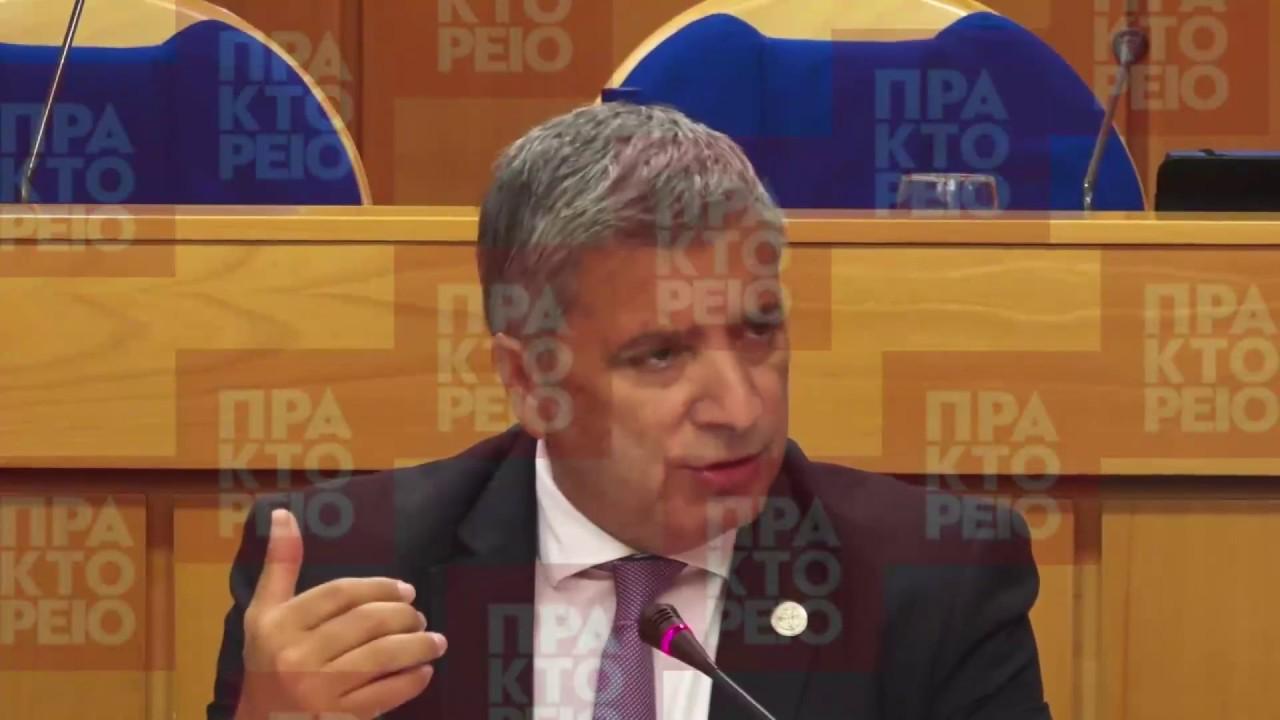 Συνέντευξη Τύπου της Κ.Ε.Δ.Ε, για τη δημιουργία ειδικού τμήματος Απόδημου Ελληνισμού