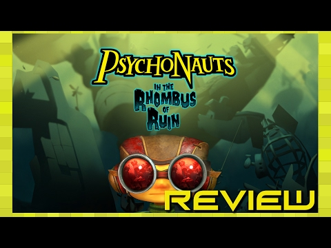 Psychonauts in the Rhombus of Ruin Review - Wait for Sale