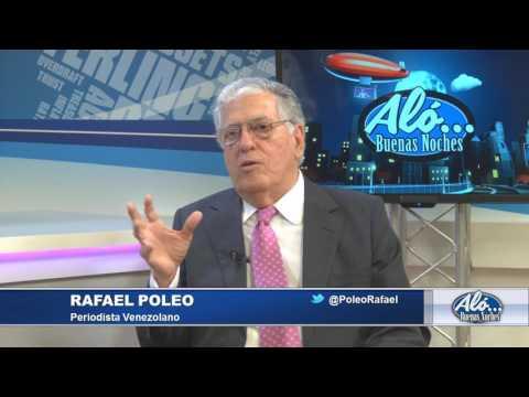 Entrevista a @PoleoRafael – Alo Buenas Noches 25-04-2017 Seg. 04