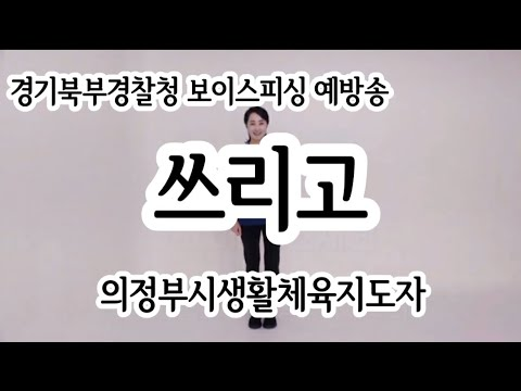 [보이스피싱 예방송] 쓰리고 - 요요미,천재원 (의정부…