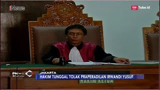 Video Praperadilan Gubernur Aceh Nonaktif Ditolak, KPK Lanjutkan Penyidikan - iNews Malam 25/09 MP3, 3GP, MP4, WEBM, AVI, FLV Februari 2019