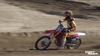 9. 2015 Honda CRF250R | Dirt Rider 250F MX Shootout