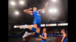 Lazar Cirovic VNL 2019