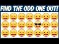 Download Lagu Find The Odd Emoji Out | Spot The Difference Emoji | Emoji Puzzle Quiz | Find the difference Mp3 Free