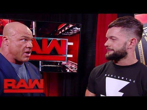 Finn Bálor declares for the 2018 Men's Royal Rumble Match: Raw, Jan. 1, 2018