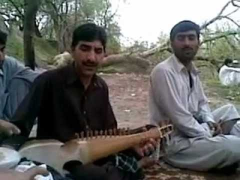 pashto rabab - sung and rabab by anwar ali.