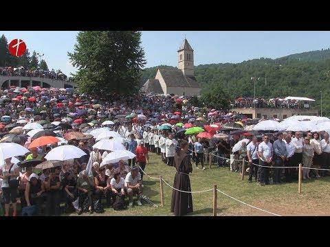 Hodočašće Sv. Ivi u Podmilačje 2017.