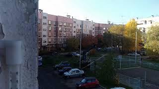 Бетонные столбы летали над детьми в Серпухове