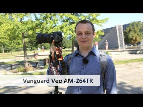 Vanguard Veo AM-264TR - Kompaktes Einbein-Stativ für Filmer im Test [Deutsch]