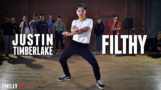 Video Justin Timberlake - Filthy - Choreography by Jake Kodish - #TMillyTV ft. Everyone download in MP3, 3GP, MP4, WEBM, AVI, FLV January 2017
