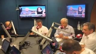 Debate entre os candidatos Nabil Khaznadar, Fernando Silva, Orlando Rollo, Modesto Roma Junior e José Carlos Peres,...