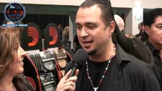 Brief interviews with Alex Skolnick, Dave Ellefson, Mark Zavon and Roy Z. Also, Product interviews for Fender at the 2015 NAMM show in Anaheim, California