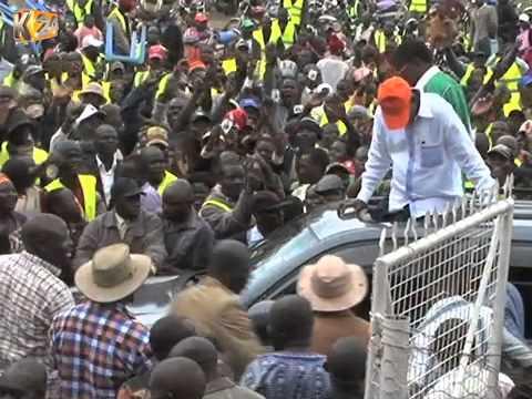 Rumba La Siasa : Siasa Za Mkoa Wa Magharibi Mwa Kenya