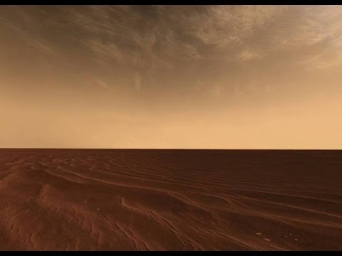 The Sound of Saturn: The Winds of Titan, aus dem Huygens-Sonde