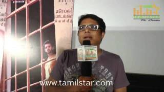 Manoj Bharathiraja at Vaaimai Movie Press Meet