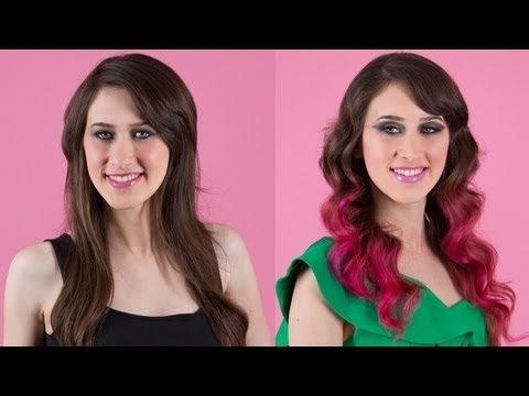 como pintar el pelo violeta - Atrévete a lucir este colorido look de moda! Es muy sencillo de lograr y en SALLY BEAUTY SUPPLY encuentras todo lo necesario para hacerlo. Todos los product...
