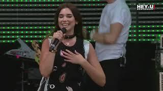 Video Dua Lipa - Be the one [DIF 2016 LIVE] MP3, 3GP, MP4, WEBM, AVI, FLV Januari 2019