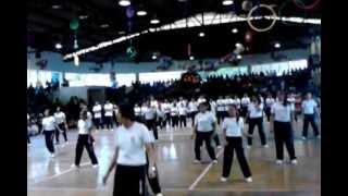 Participación Del Centro Escolar Católico San Luis De Cuscatancingo, San Salvador