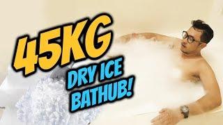 Download Video MENCOBA MANDI DRY ICE UNTUK PERTAMA KALI MP3 3GP MP4