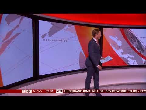 Video - BBC Presenter - Lost!