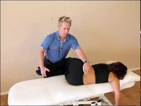 How To Correct A Sacroiliac R-on-R Sacral Torsion Using The Sims Position