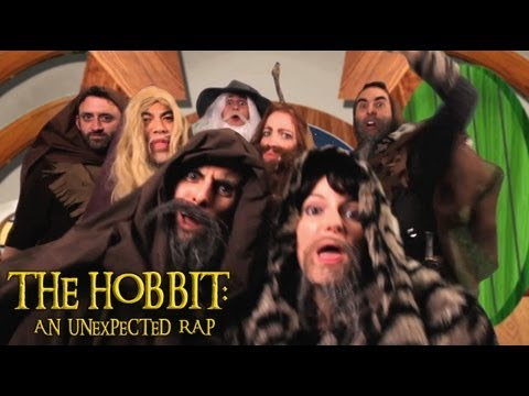 The Hobbit: An Unexpected Rap