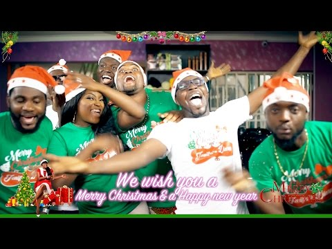 Video: Funke Akindele Ft. Jenifa All Stars – Christmas Song