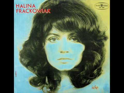 Tekst piosenki Halina Frąckowiak - Wodo, zimna wodo po polsku