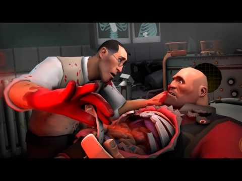 team fortress 2 - Not every mad doctor lives in a castle surrounded by villagers with pitchforks. Sometimes they live in the trenches, where there's plenty of spare parts flyi...