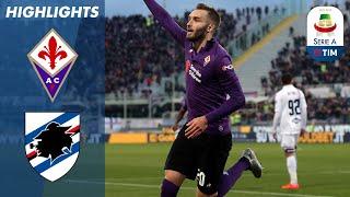 Video Fiorentina 3-3 Sampdoria | Thrilling three goal finale in Florence!  | Serie A MP3, 3GP, MP4, WEBM, AVI, FLV Februari 2019