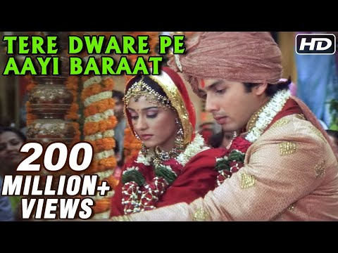 Video Tere Dware Pe Aayi Baraat - Shahid Kapoor & Amrita Rao - Vivah download in MP3, 3GP, MP4, WEBM, AVI, FLV January 2017