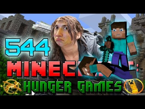 EPIC Minecraft: Hunger Games w/Mitch! Game 544 – LOTS OF KILLS!