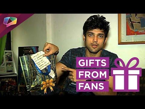 Parth Samthaan's gift segment - Part 1
