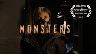 Video Monsters | Scary Short Horror Film | Screamfest MP3, 3GP, MP4, WEBM, AVI, FLV Februari 2019