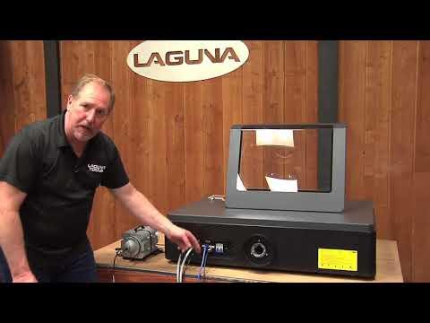 Laguna PL 1220 Laser Setup Video