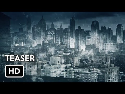 Gotham - Season 2 - Teasers - Mr. Freeze & The Freeze is Coming *Updated*