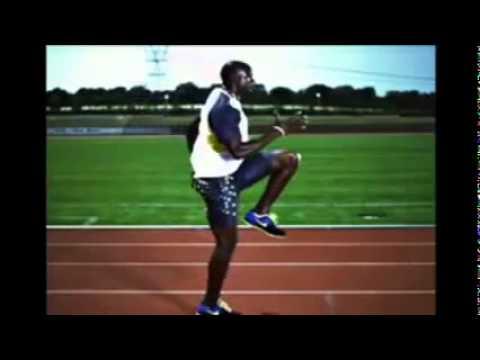 Asafa Powell Nike Zoom Series Exerccios Educativos   1 High Knees