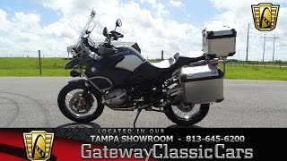 5. 648-TPA 2011 BMW R1200 GS Adventure 1200 CC 6 Speed