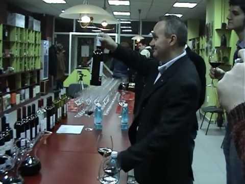 """0 Degustare """"Tobia: esenţă de Rioja"""""""