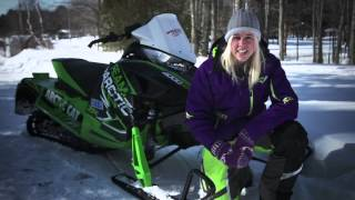1. TEST RIDE: 2015 Arctic Cat ZR 4000 RR