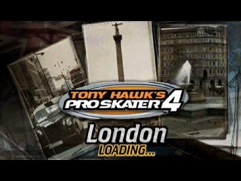 tony hawk pro skater 4 san francisco skate
