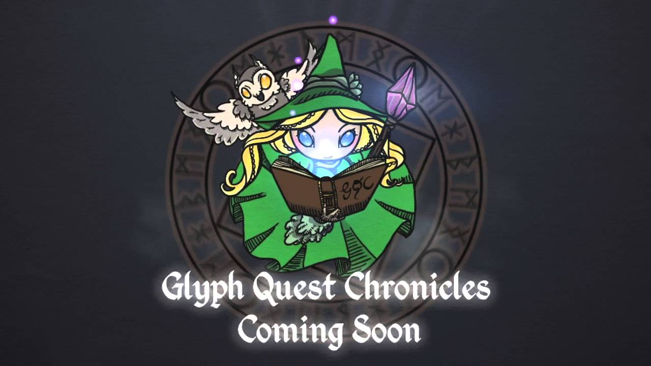 'Super Glyph Quest' Follow-Up 'Glyph Quest Chronicles' is In the Works