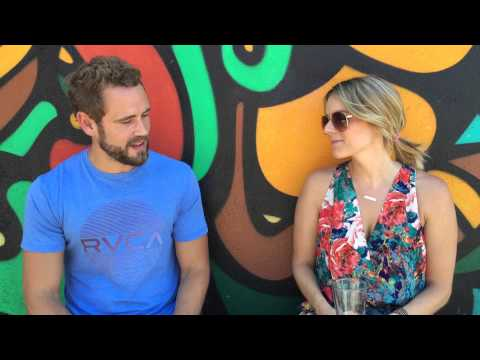 Ali Sits Down W/ Nick Viall PART 2