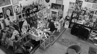 #2 Quotidien d'atelier - Tristam