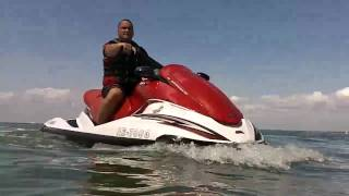 5. Yamaha waverunner FX 140 2004 and FX 160 HO 2006