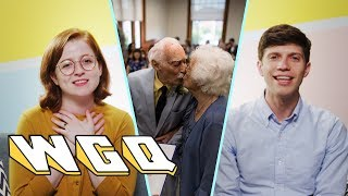 Matthew and Sarah have questions about the heart-warming marriage of two 90 year-olds. - SUBSCRIBE to Above...