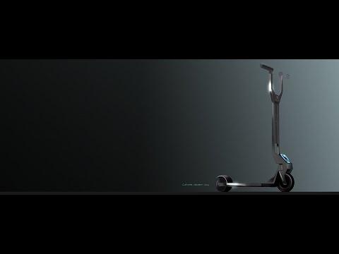 e-Kick : la trottinette électrique de Peugeot