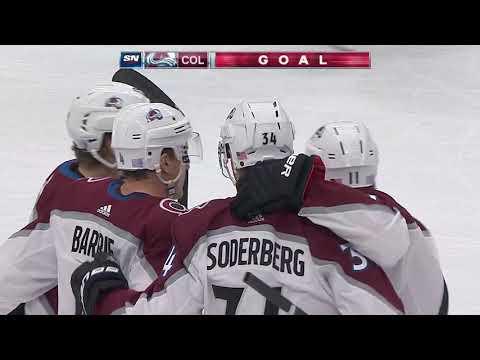 Video: Colorado Avalanche vs Edmonton Oilers   NHL   NOV-11-2018   22:30 EST