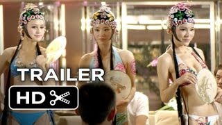 A Touch Of Sin Official Trailer 1 (2013) - Zhangke Jia Movie HD